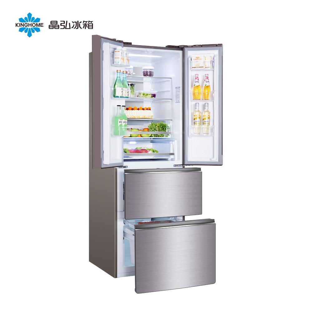 -33℃深冻;1级能效;3挡控温保鲜;智能全变频;双层直开抽屉;离子长效抗菌净味