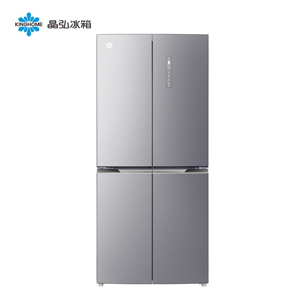 变频1级;细致分储;风冷无霜;金属匀冷高效;离子净味;36分贝静音;90°直角开门