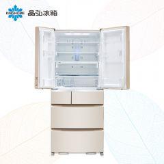 瞬冷冻技术、FreeZone变温、光触媒科技、ECO节能、五大温区、全自动制冰