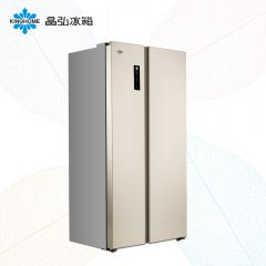 530 大空间、66.7cm纤薄机身、90°直角开门、离子长效净味、轻薄式风道设计、