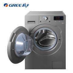 """洗衣,我想""""净静""""14种洗涤程序,95℃高温煮洗,内外杀菌,六大智能检测系统,洗"""
