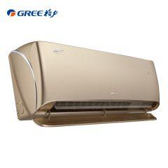 搭载格力冷酷外机,挑战60℃高温制冷禁区(35机);隐藏式双导风板设计,制冷制热皆出众